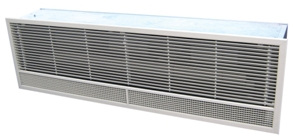 Rideau d'Air chaud thermodynamique encastrable 2m - HP2000RDXEVRF