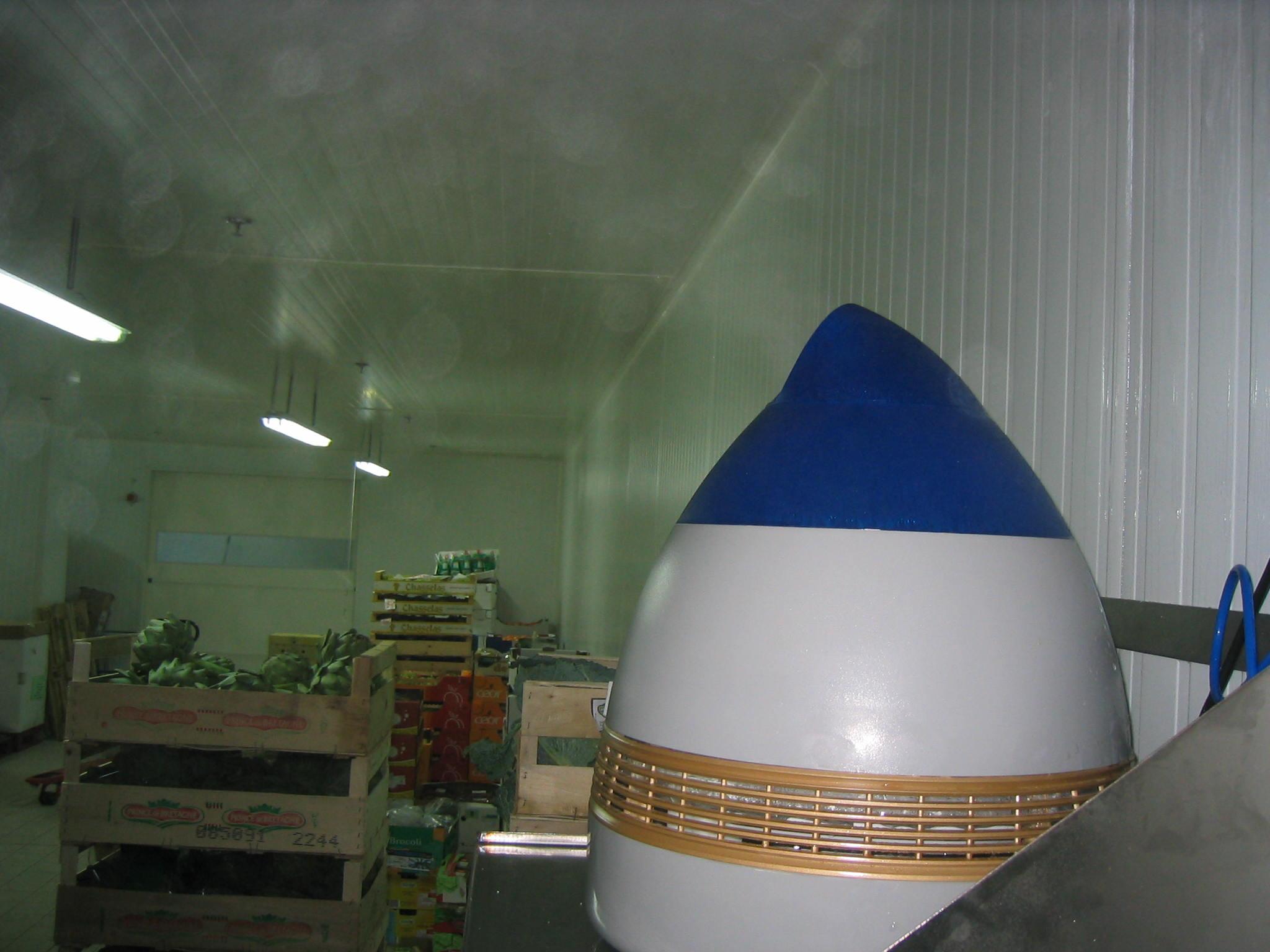 Applications Air Humidifier Teddington HVAC solutions