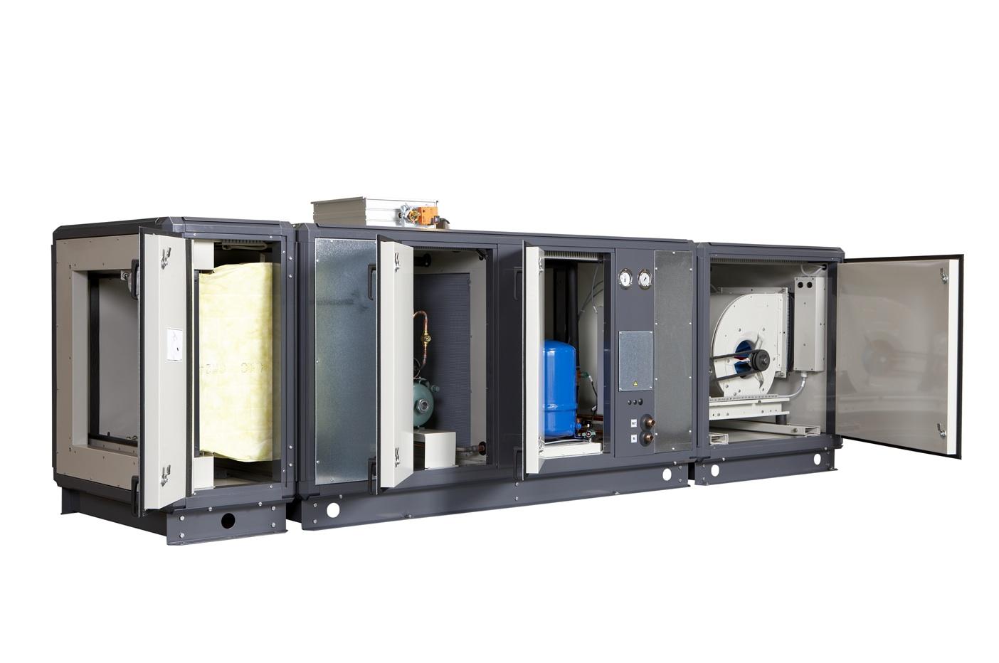 centrale de traitement d 39 air simple flux dantherm danx. Black Bedroom Furniture Sets. Home Design Ideas