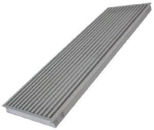 grille de sol pour piscine en aluminium anodis lmt s 1000x75 teddington g nie climatique. Black Bedroom Furniture Sets. Home Design Ideas