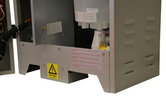 G n rateur de vapeur pour hammam teddington le55h teddington bien tre - Generateur vapeur hammam ...