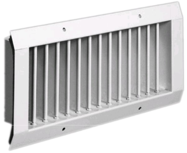 Grilles for circular duct - BMC