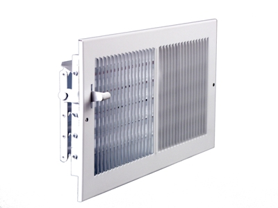 Grille emboutie - CRG