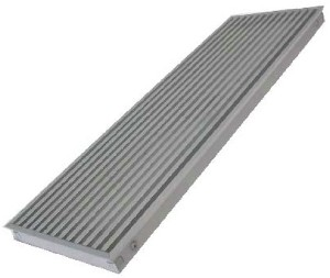 ... Linear Floor Grilles Classified H1,5   LMT S